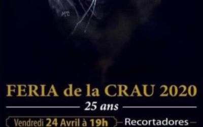 Saint-Martin-de-Crau – La Feria de la Crau reportée du 2 au 4 octobre