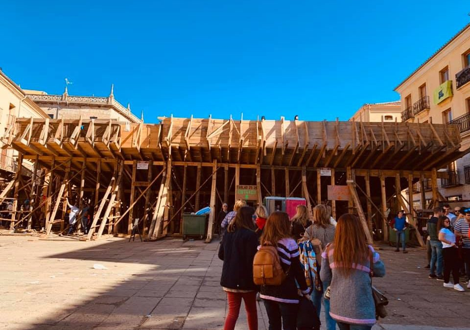 Périple taurin – Ciudad Rodrigo, espoirs et désillusion…