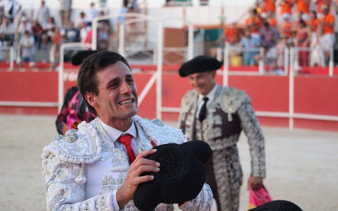 Boujan/Libron (30.06.2019). La belle surprise Francisco Montero.