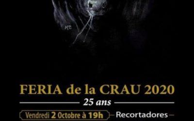 Annulation de la Feria de la Crau 2020…