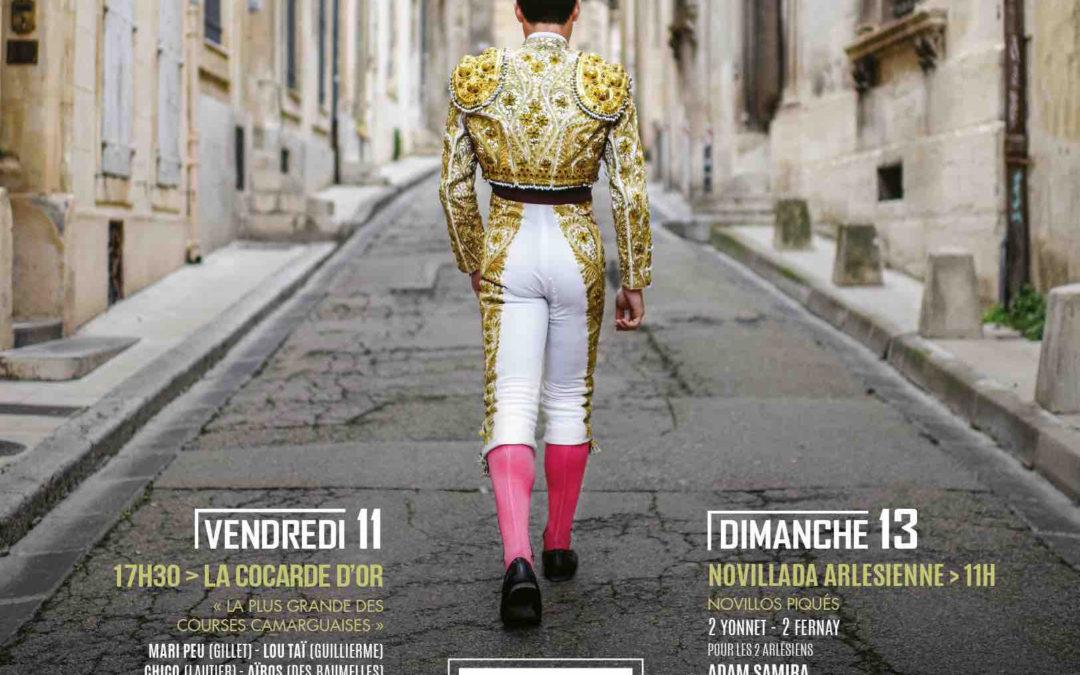 Arles – Feria des Prémices du Riz – Plus que 4 jours avant la fin des abonnements…