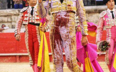 NÎMES (20.09.2020) – SEBASTIEN CASTELLA coupe l'unique oreille d'un final sans relief…