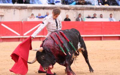 Feria de la Crau – ANDY YOUNES remplace THOMAS JOUBERT.