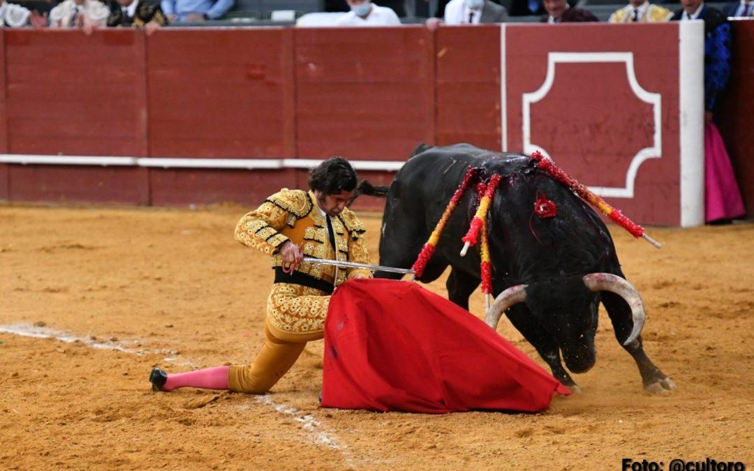 VISTALEGRE (MADRID, 14.05.2021) – De décevants Juan Pedro Domecq et l'unique oreille pour MORANTE DE LA PUEBLA…