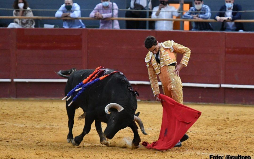 VISTALEGRE (MADRID, 20.05.2021) – PACO UREÑA et MIGUEL ANGEL PERERA coupent les seules oreilles de la tarde.