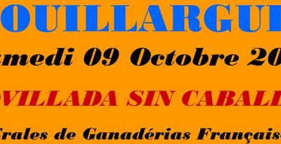 BOUILLARGUES – Présentation des ganaderias de la novillada sans picadors du 9 octobre…