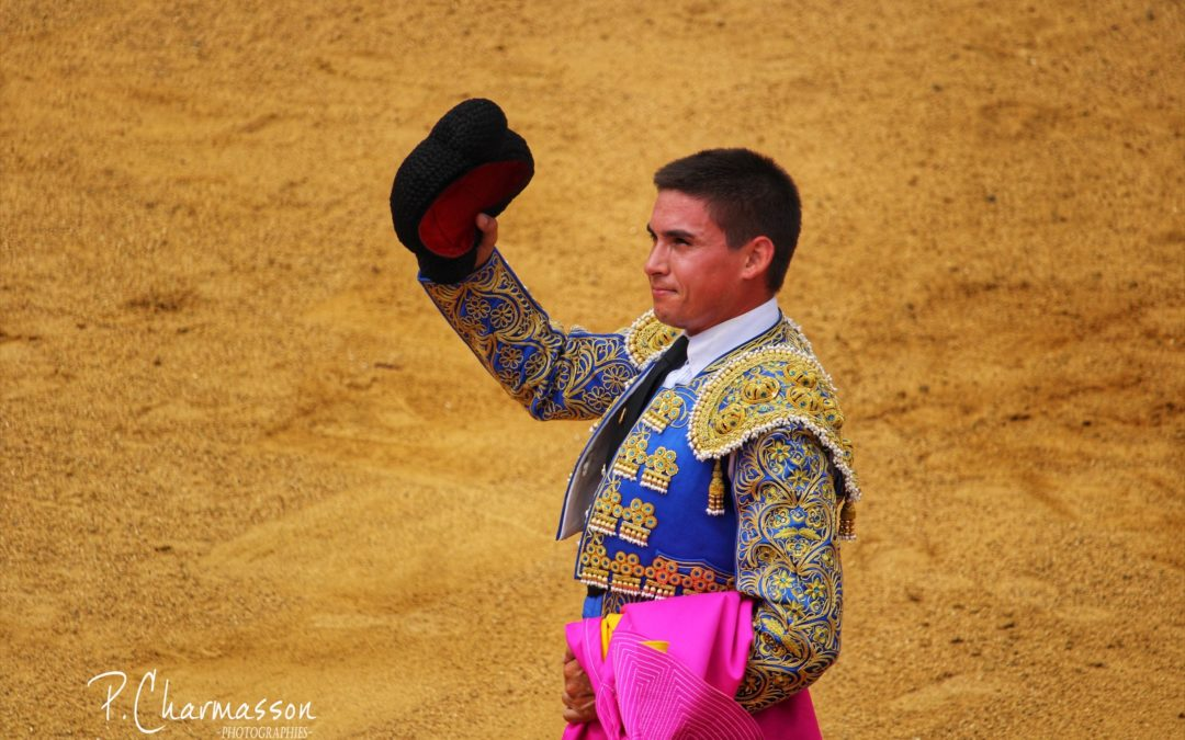 VIC-FEZENSAC (10.07.2021, matinale) – JOSE CABRERA se distingue face à un lot sérieux de Raso de Portillo.