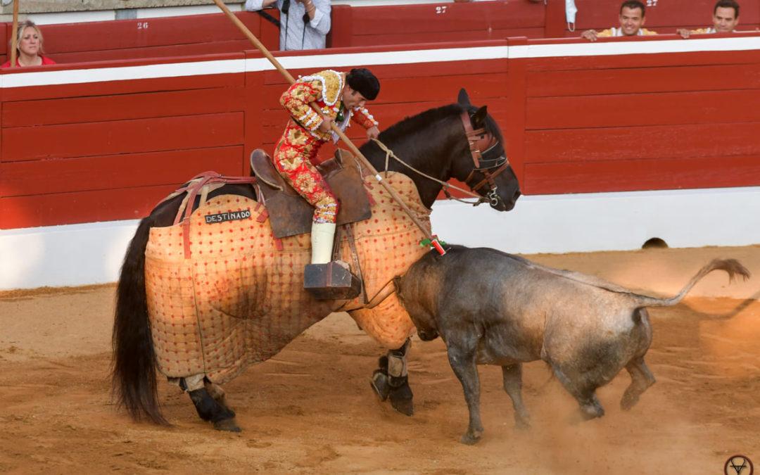 MONT-DE-MARSAN (24 et 25.07.2021) – ANTONIO FERRERA, ALBERTO LAMELAS et les PEDRAZA…