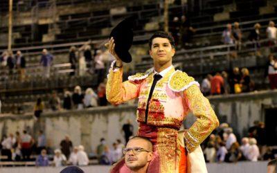 ARLES (10.09.2021) – Le triomphe pour ADAM SAMIRA, le prix pour MIGUEL AGUILAR.